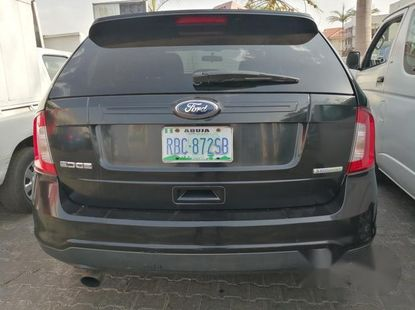 Ford Edge 2014 Black for sale