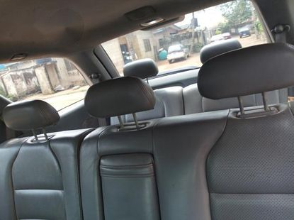 Acura MDX Sport Utility 2004 Red for sale