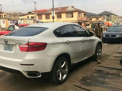 BMW X6 2010 M White for sale