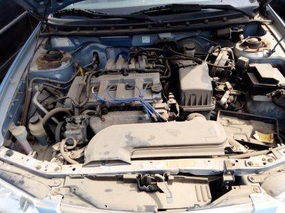 Mazda 626 2002 Petrol Manual Blue for sale