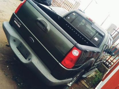 Ford Explorer 2007 Gray colour for sale