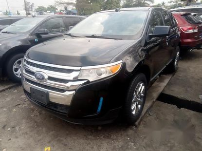 Toks Ford Edge Limited 2011 Black for sale