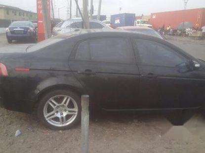 Acura TL 2008 Black for sale