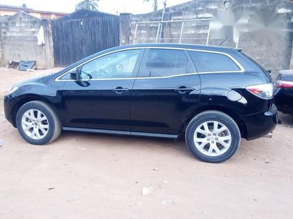 Mazda CX-7 2008 Blackfor sale