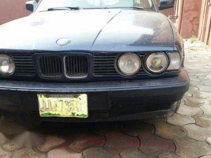 BMW 535i 2000 Blue for sale