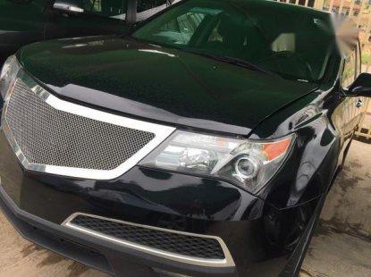 Acura MDX 2013 Black for sale