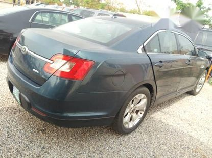 Ford Taurus SEL 2012 Blue for sale