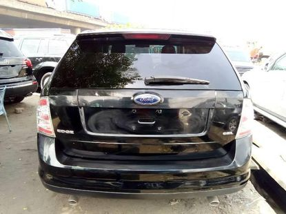 Ford Edge 2008 Black Petrol Automatic For Sale