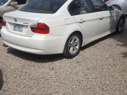 BMW 328i 2008 White for sale