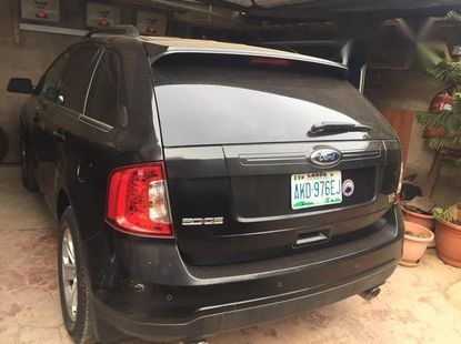 Ford Edge 2013 Black color for sale