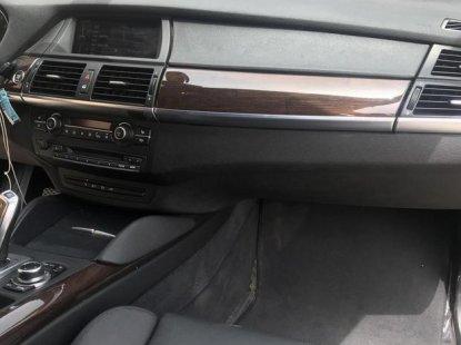BMW X6 2013 Black color for sale