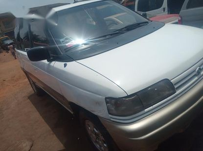 Mazda MPV 1993 White for sale