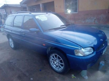 Ford Escort 2001 Blue for sale