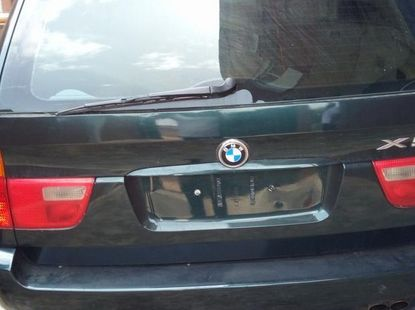 BMW X5 2005 Green For Sale