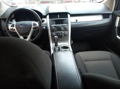 Ford Edge 2011 Black color for sale