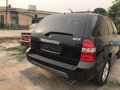 Acura MDX 2003 Black color for sale