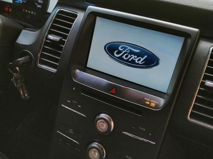 Ford Flex 2013 Black for sale