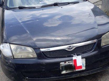 Mazda 323 2002 1.6 Black for sale