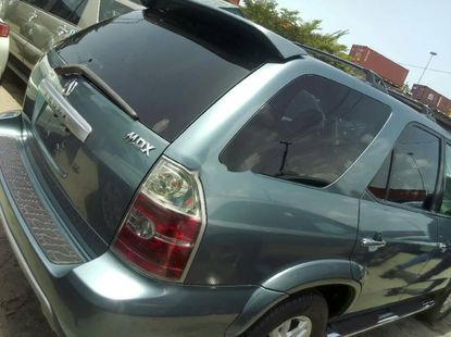 2007 Acura MDX Grey for sale