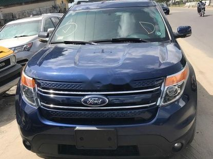 Ford Explorer 2012 ₦7,800,000 for sale
