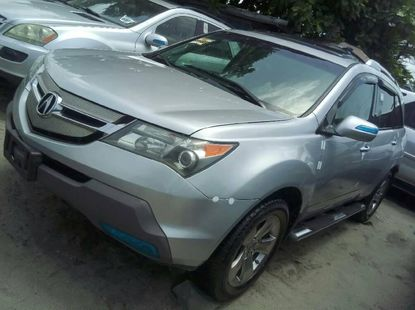 Toks Acura MDX 2008 Silver for sale