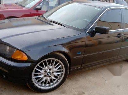 BMW 323i 2002 Black for sale
