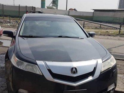 Acura TL 2011 Black For Sale