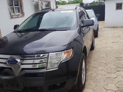 Ford Edge 2007 SE 4dr FWD (3.5L 6cyl 6A) Blue for sale