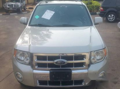 Ford Escape Limited 4WD 2009 For Sale