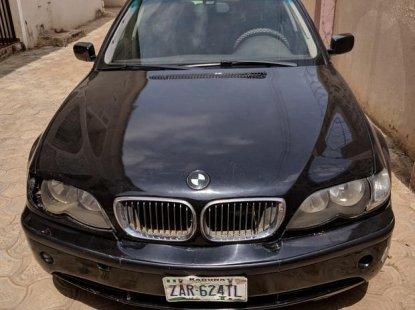 BMW 330i 2005 Black for sale