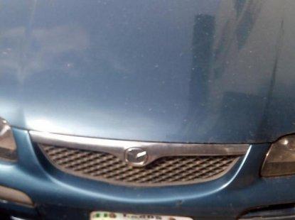 Mazda 626 1998 Bluefor sale