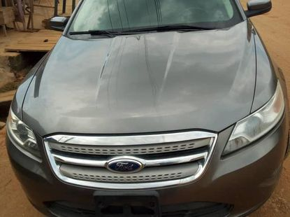 Tokunbo Ford Taurus SEL 2012 Gray for sale