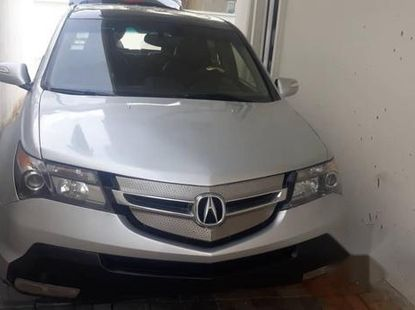 Acura MDX 2008 SUV 4dr AWD (3.7 6cyl 5A) Gray for sale