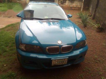 BMW M3 2002 Blue for sale