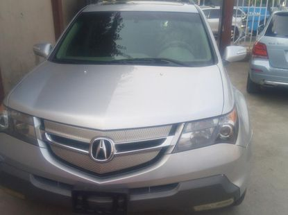 Acura MDX 2009 Petrol Automatic Silver For Sale