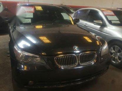 BMW 525i 2007 Black for sale