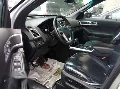 Ford Explorer 2012 Silver for sale