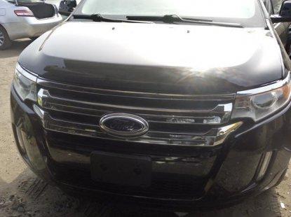 Toks Ford Edge 2012 Black for sale
