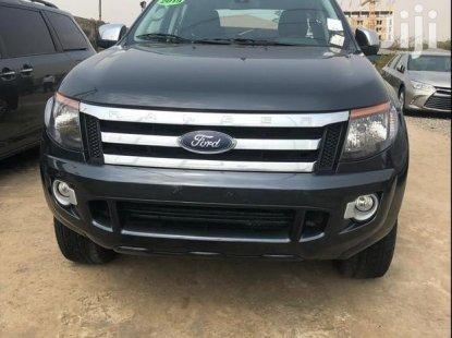 Toks Ford Ranger 2015 Black for sale