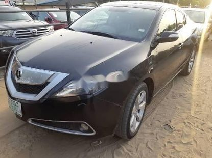 2011 Black Acura ZDX Automatic for sale