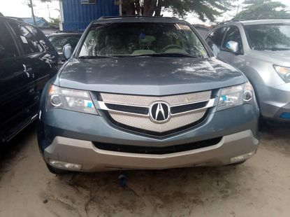 Toks Blue 2008 Acura MDX for sale
