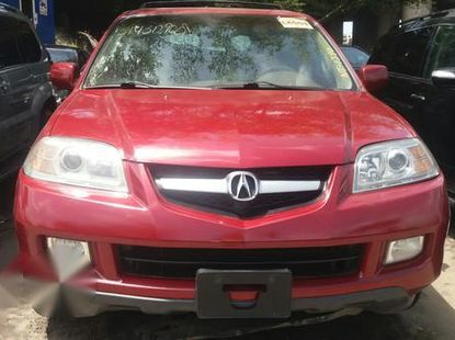 Toks Acura MDX 2005 Red for sale