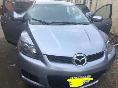 Mazda CX-7 2007 Silver for sale