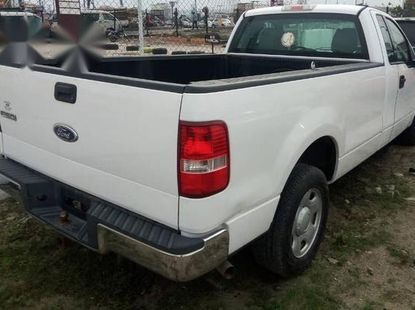Ford F-150 2006 Regular Cab 4x4 White for sale