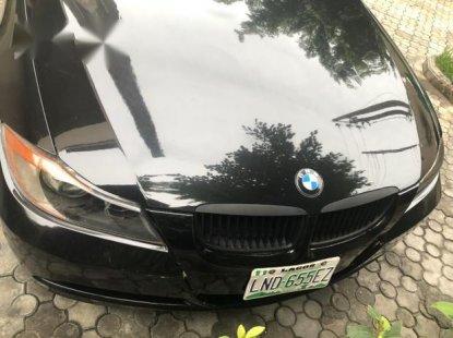 BMW 330i 2006 Black for sale