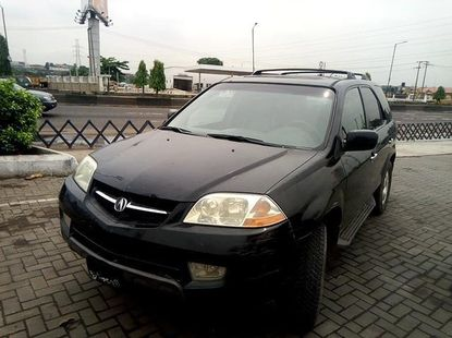 2002 Acura MDX for sale