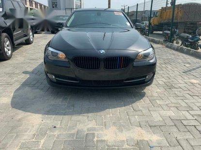 Super clean BMW 528i 2011 Black color for sale