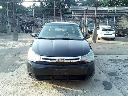 Ford Focus 2008 Blue for sale