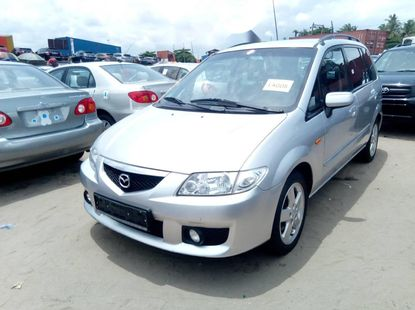 2005 Mazda Premacy Automatic Petrol well maintained for sale