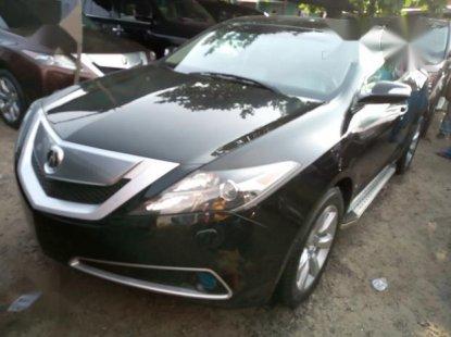 Acura ZDX 2011 Blackfor sale